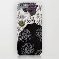iPhone & iPod Case featuring Summer Garden by Judith Clay
