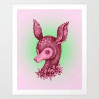 Rudy Art Print