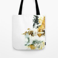 Tote Bag featuring Nothing is real by Tina Carroll
