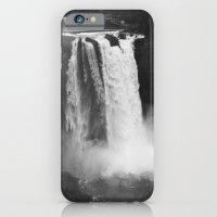 Snoqualmie Falls, WA iPhone 6 Slim Case