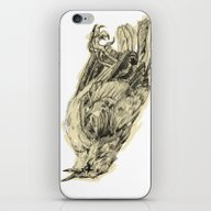 iPhone & iPod Skin featuring Relief  by PAFF