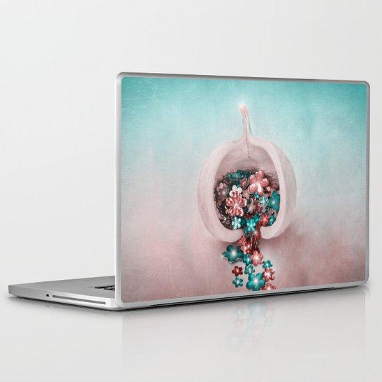 FLEURI Laptop & iPad Skin