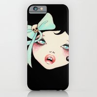Black Sadness   iPhone 6 Slim Case
