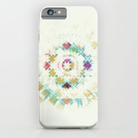 iPhone & iPod Case featuring Burst. by Tim Green