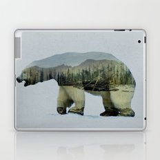 The Arctic Polar Bear Laptop & iPad Skin