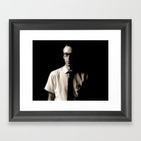 Medium Framed Art Print