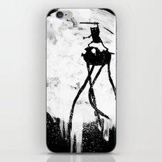 Midnight Adventure iPhone & iPod Skin
