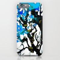 Blue ash iPhone 6 Slim Case
