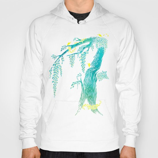 Tree Birds Hoody