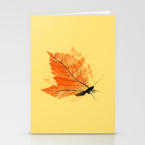 Seasons Change Stationery Card