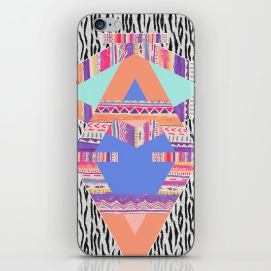 HELAKU iPhone & iPod Skin
