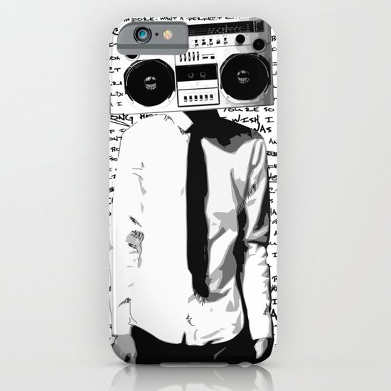 creep iPhone & iPod Case