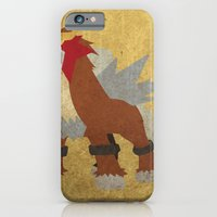 iPhone & iPod Case featuring Entei by JHTY