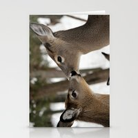 Chevreuil 001 Stationery Cards