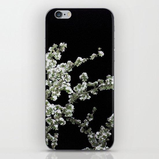 Night Blossom iPhone & iPod Skin