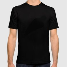 Two sides of Eren Jaeger Black SMALL Mens Fitted Tee