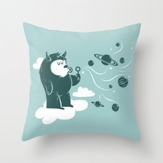 Universal Fun Throw Pillow