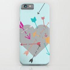 Arrow Heart Slim Case iPhone 6s
