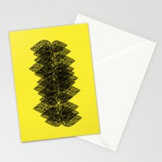 Feathered spine Stationery Cards