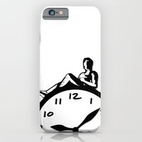 iPhone & iPod Case featuring Overtime by carlosPARCE
