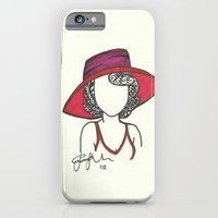 Charlotte iPhone 6 Slim Case