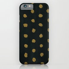 GOLD DOTS Slim Case iPhone 6s