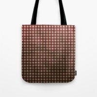 Royal Scarlet - Textured… Tote Bag