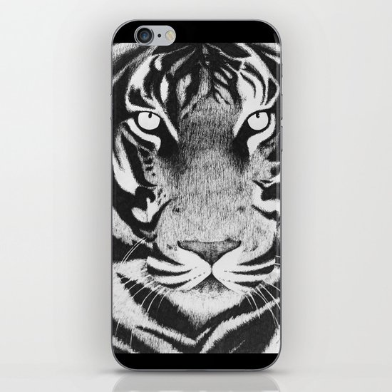 Be a Tiger iPhone & iPod Skin