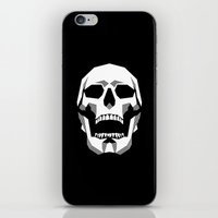 Grim Geometry iPhone & iPod Skin