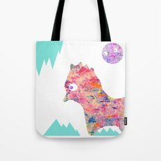 miss you, YOU! Tote Bag