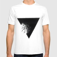 Homer Dans La Peripherie… Mens Fitted Tee White SMALL