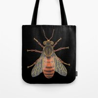 Bee (Abeille) Tote Bag