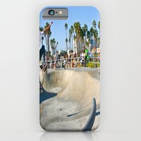 Venice Skate Park iPhone 6 Slim Case