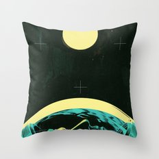 Not In Kansas Anymore Throw Pillow