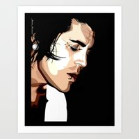 The Feeling Of Music Art Print