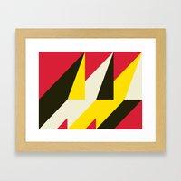 No. 107 (2015) Framed Art Print