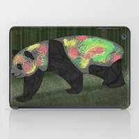 Panda Night iPad Case