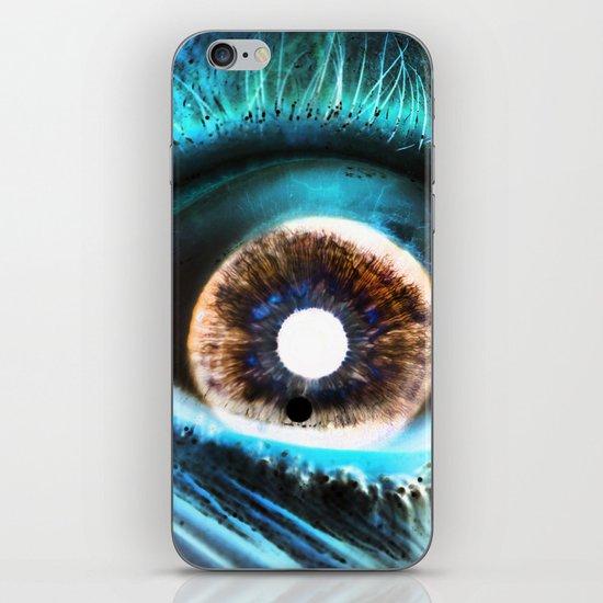 EYE AM  Sci iPhone & iPod Skin