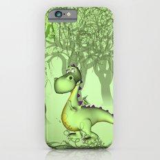 Cute little dragon  iPhone 6 Slim Case
