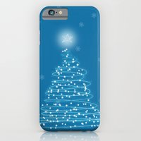 iPhone & iPod Case featuring Holiday Tree by All Is One