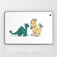 Dino-Mite Gal Laptop & iPad Skin