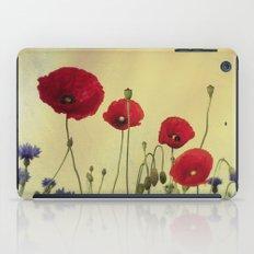 4 Poppys iPad Case