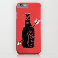 iPhone & iPod Case featuring Heartbreak II by Vaughn Fender