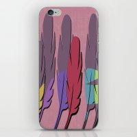 Feather1 iPhone & iPod Skin