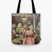 The Pizza Eaters Tote Bag