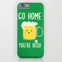 The unBEERable truth! iPhone 6 Slim Case