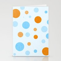 Something Fishy Bubbles Stationery Cards
