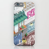 iPhone & iPod Case featuring City Pangrams by Giulia Santopadre