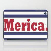 Merica iPad Case
