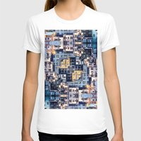 community T-shirts featuring Community of Cubicles by Phil Perkins